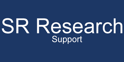 SR Research Support