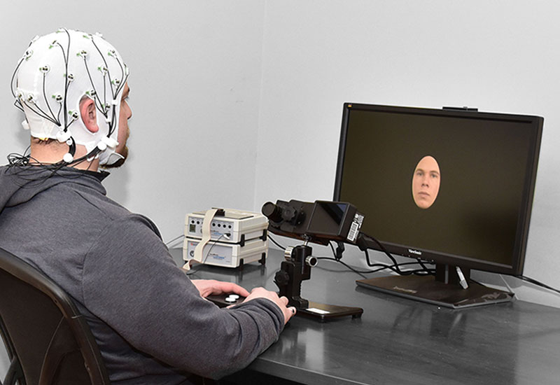 Brain Products EEG Integration with EyeLink Eye Trackers