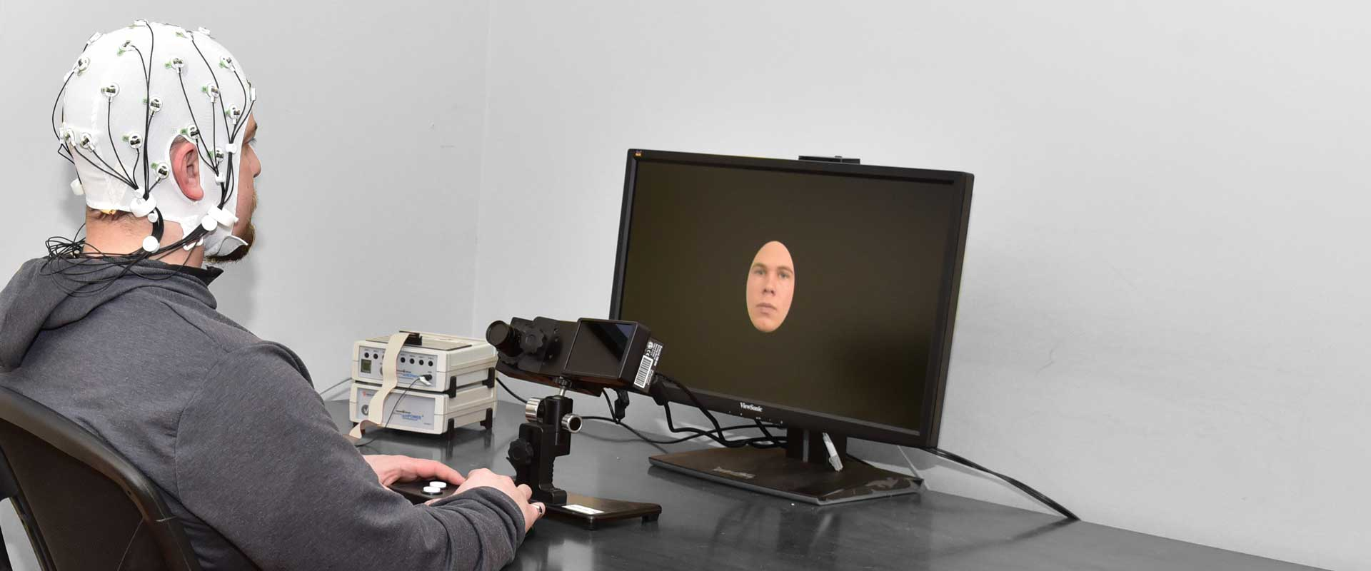 Eye Tracking and EEG - SR Research