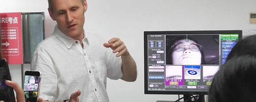 EyeLink Eye Trackers Lab Visits