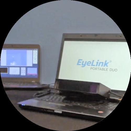 EyeLink Portable Duo Eye Tracker