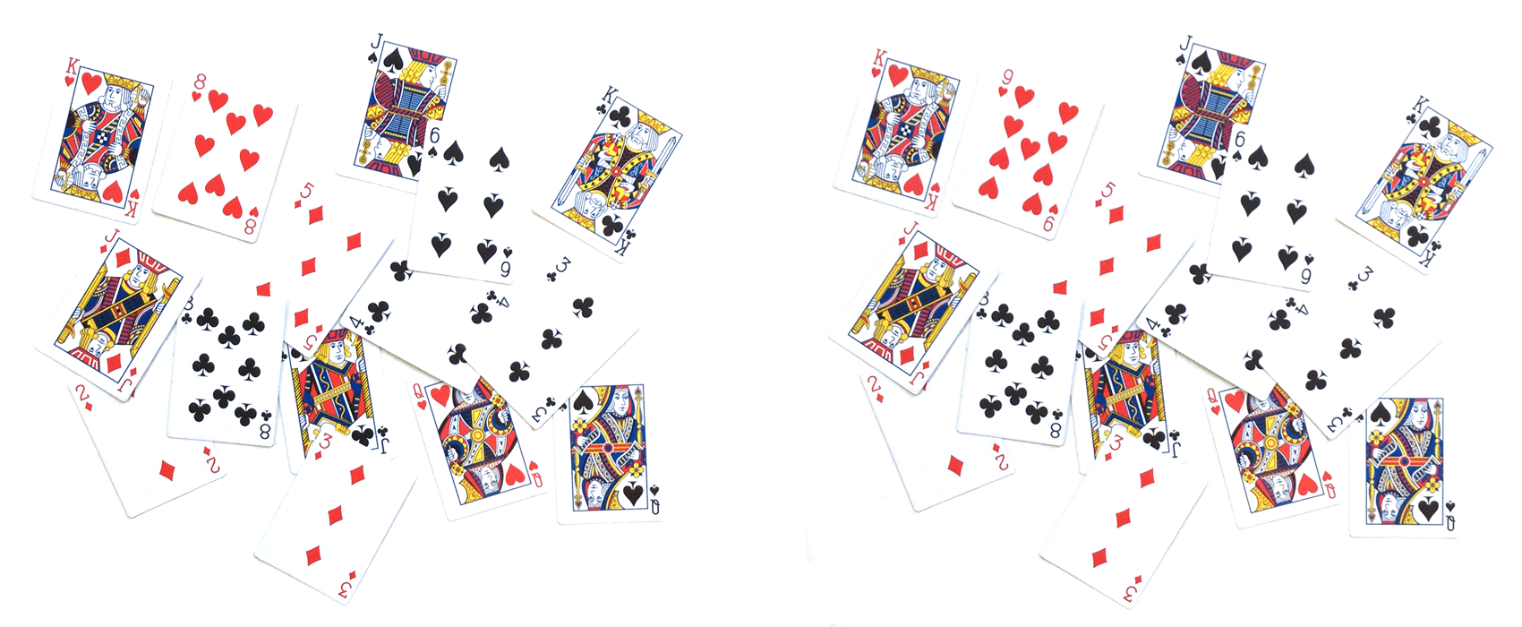 Change Blindness Cards