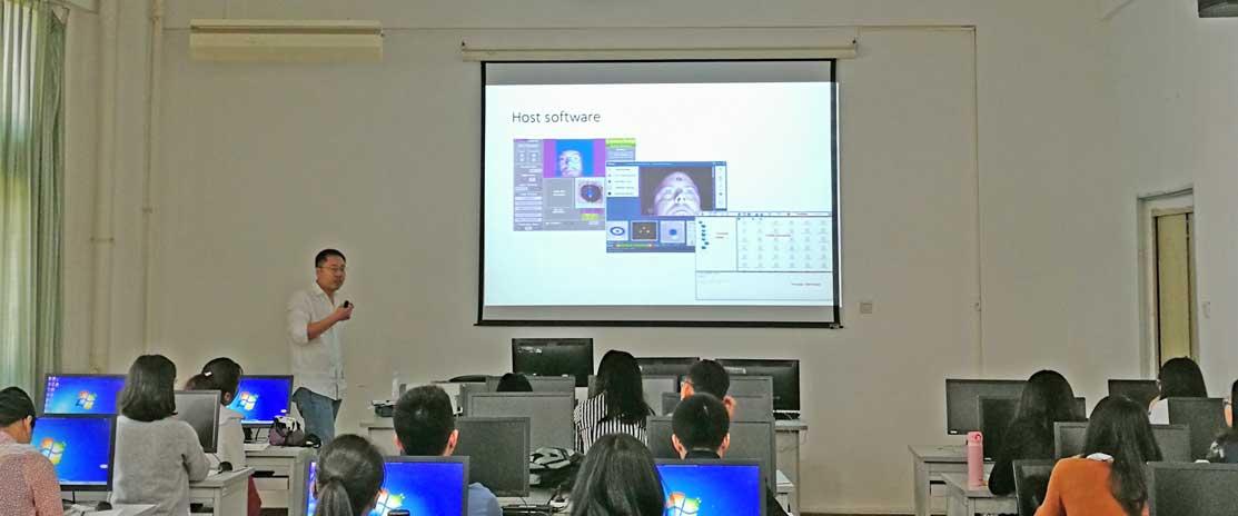 SR Research Eye Tracking Workshops