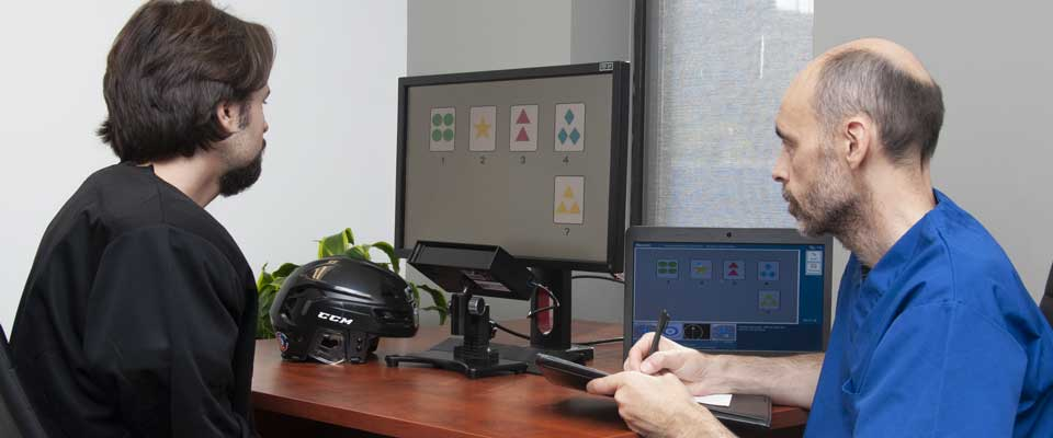 Clinical Oculomotor Eye Tracking Solutions