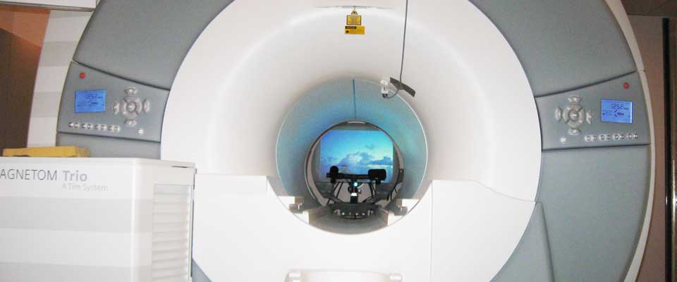fMRI Eye Tracker