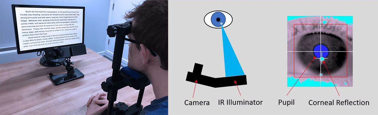 Eye Tracking and Corneal Reflection