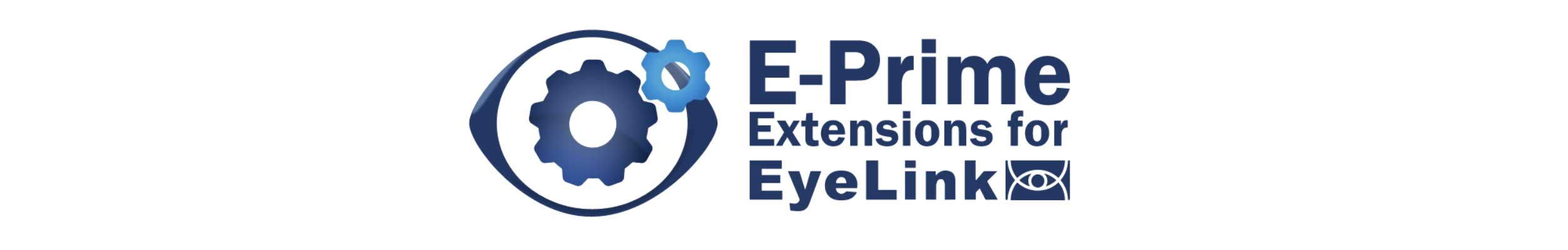 E-Prime Extensions for EyeLink