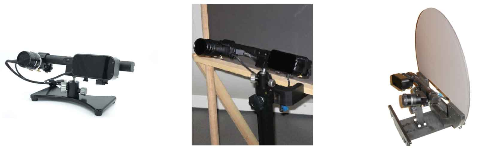 eye tracking fmri long range mounts