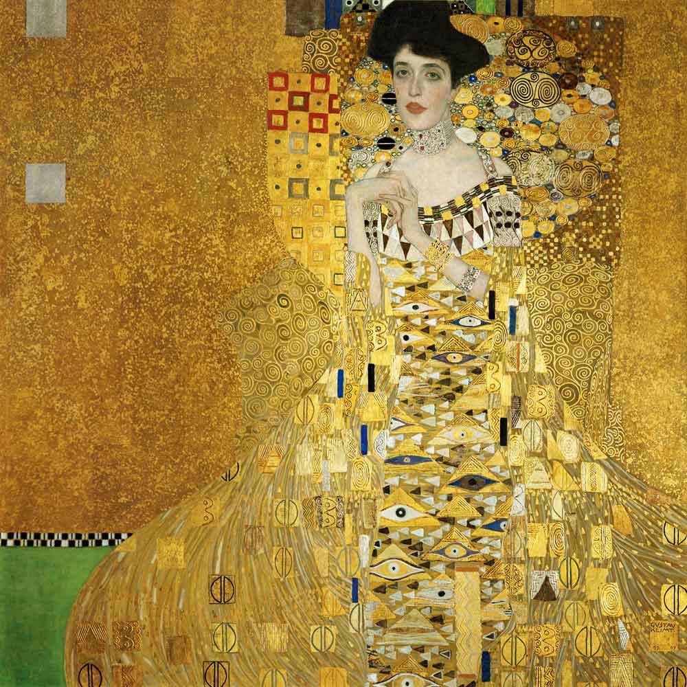 Gustav Klimt Portrait of Adele Bloch-Bauer