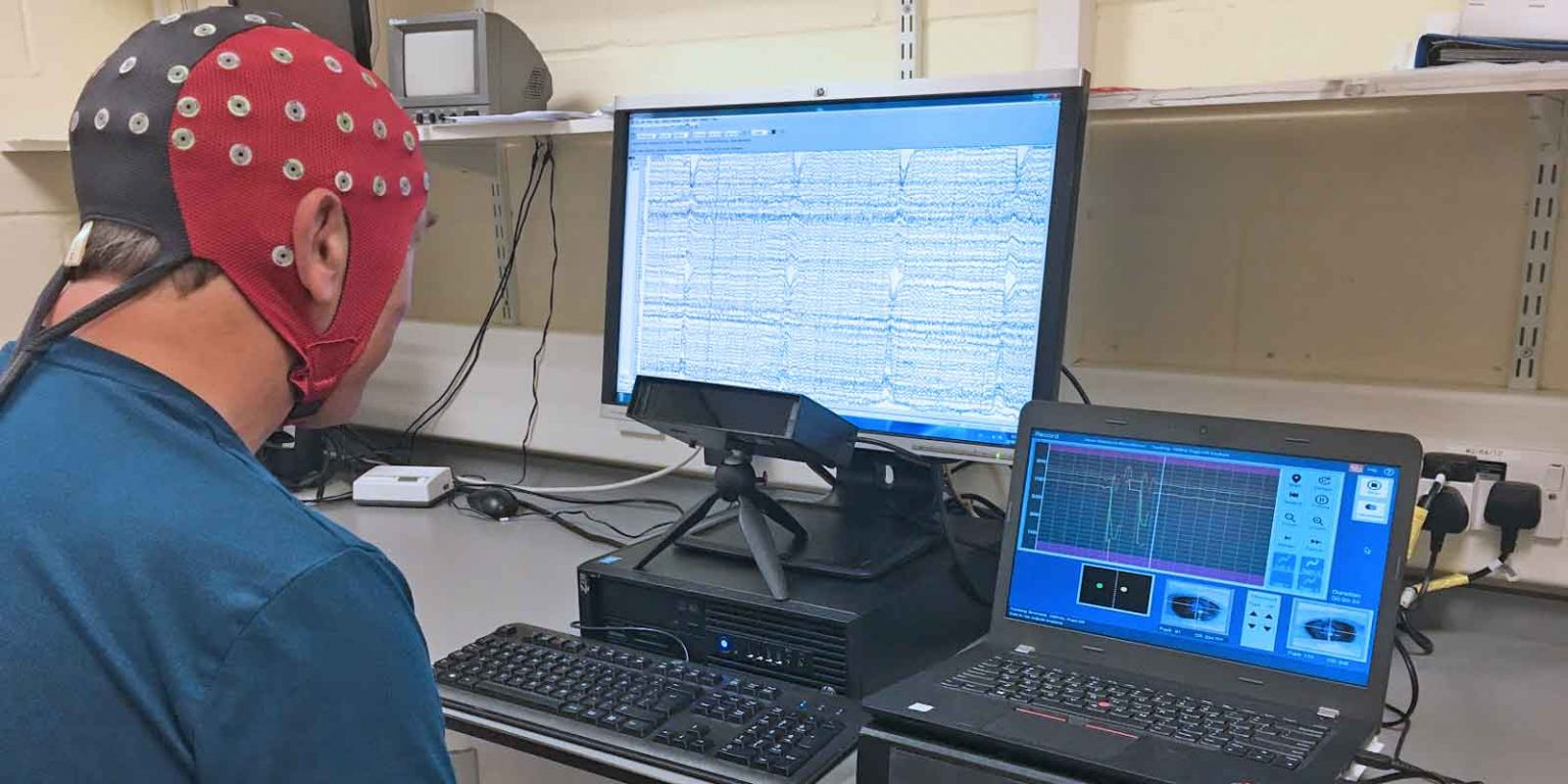 EEG and Eye Tracking