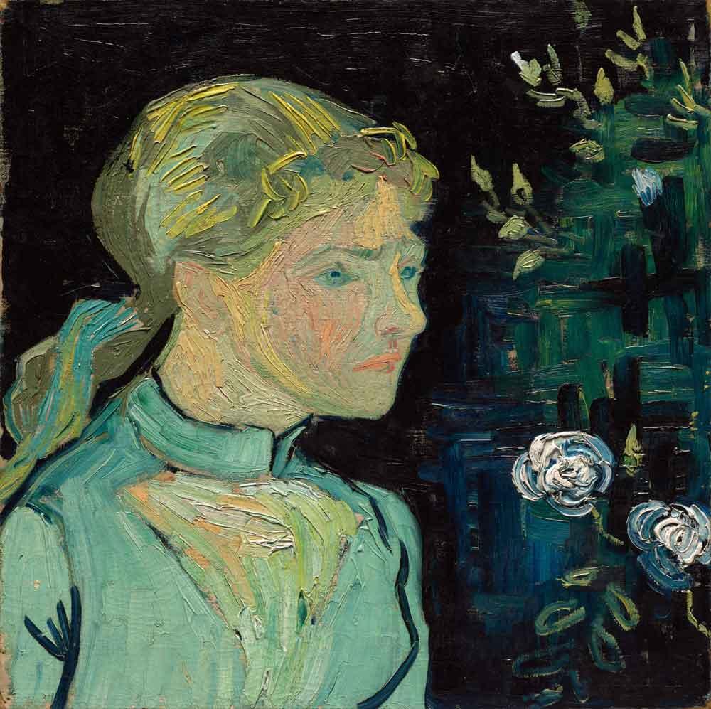 Vincent Van Goh - Adeline Ravoux